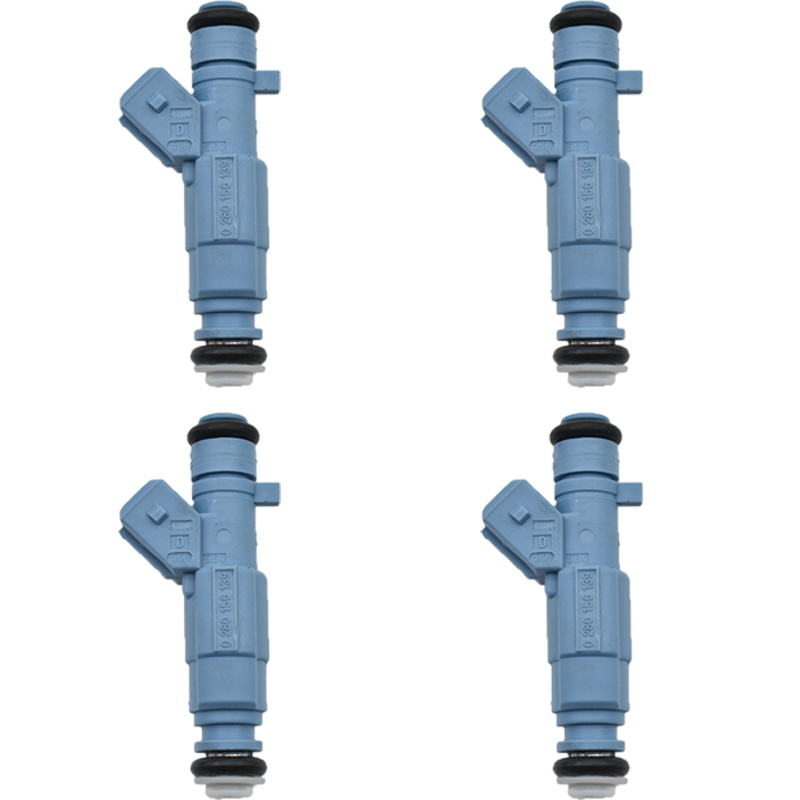 4Pcs/Set Fuel Injector 0280156139 307cc For 2003-2008 Peugeot 206 307 2.0 RC Citroen C4 2004-2010 2.0 16V 2003-2010 image