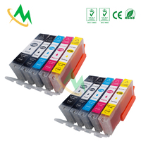 12X470XL Compatible Full Ink Cartridge for Canon PIXMA MG5740 MG6840 TS5040 TS6040