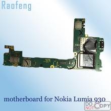 Raofeng высокое качество тестирование поодиночке для Nokia Lumia 930 Замена материнской платы разблокированная материнская плата с чипами материнская плата
