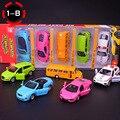 El modelo de simulación de juguetes de coches, La furgoneta modelsSimulation modelo de aleación de coche, Tire Hacia Atrás del coche, coche de juguete para niños. regalos de los niños