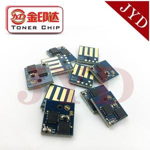 Image 2 - JYD 45K Universal chip de restablecimiento de Tóner para MS811 MS812 MX710 MX711 MX810 MX811 MX812 recarga de cartuchos de tóner de reinicio