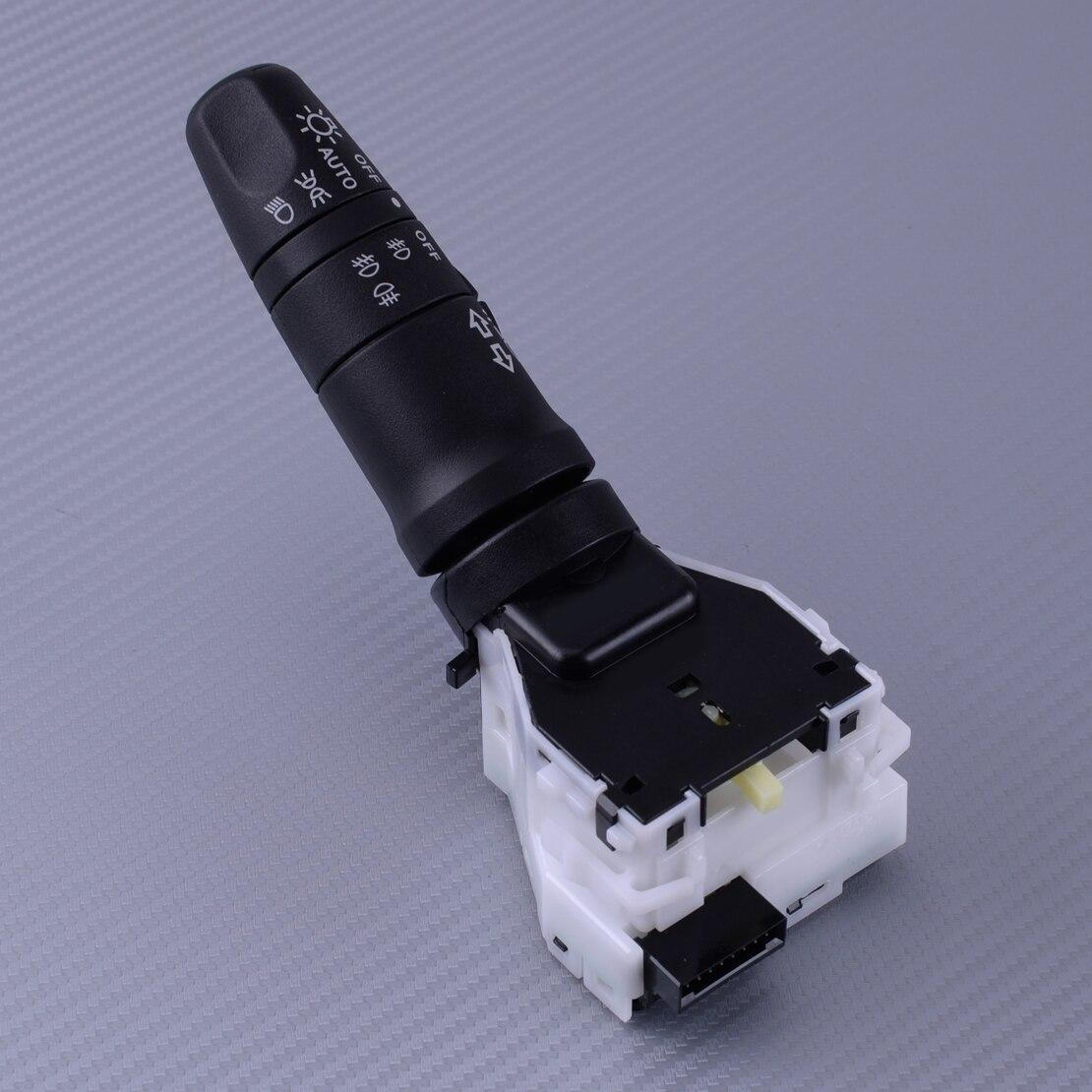 Car Headlight Turn Signal Fog light Steering Column Switch Fit for Nissan Frontier Xterra