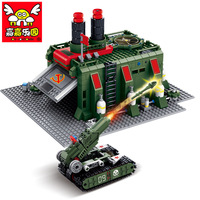 794pcs Building Blocks Tanks arsenal War Factory Bricks Tank Military Model Compatible With Legoed Army Toys for Boys Gift