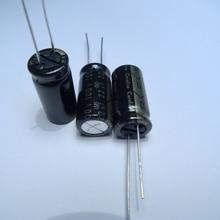 лучшая цена 10pcs/20pcs New ELNA Cerafine audio capacitor 100v22uf copper audio super capacitor electrolytic capacitors free shipping
