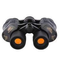 2017 NEW Binocular Hunting 60x60 binoculars with vision binoculars high resolution green film telescope