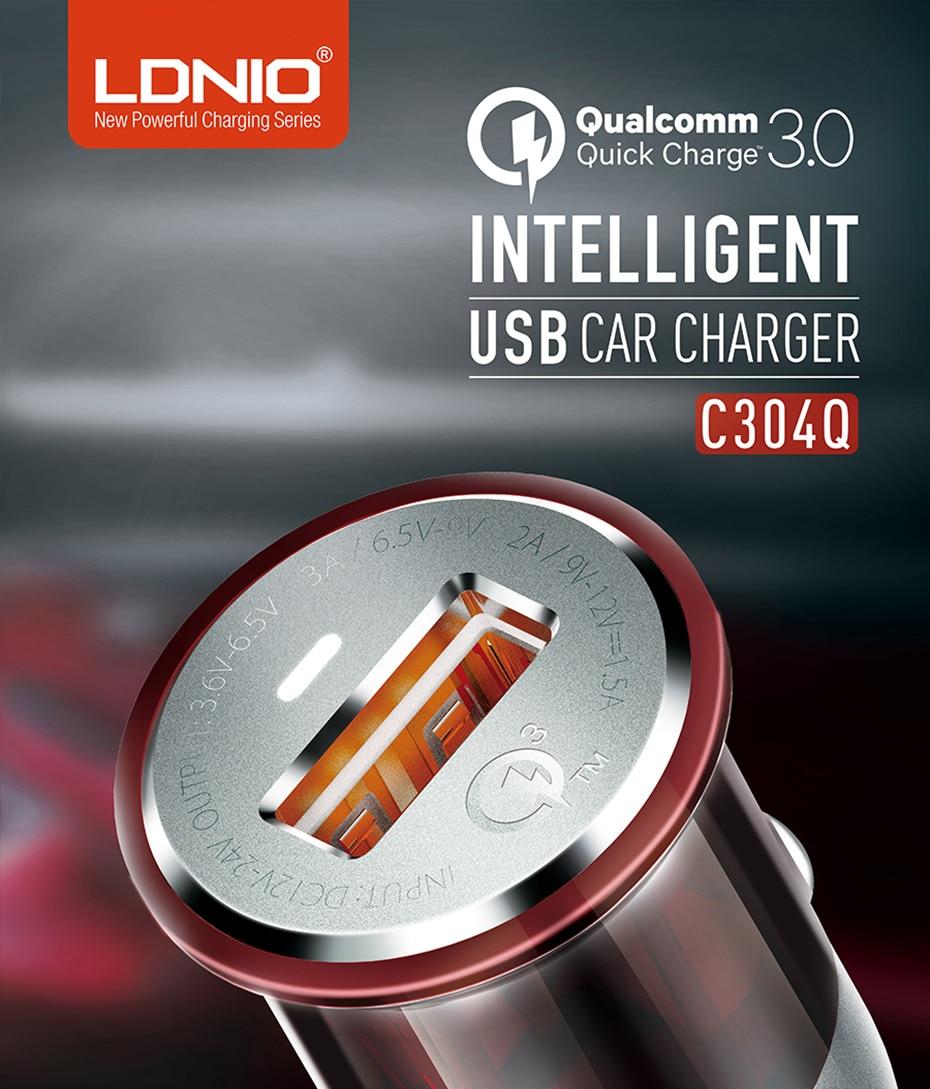 LDNIO C304Q car charger (1)