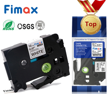 Fimax 31 цветов tze лента TZe231 TZe-231 TZ231 Tze 231 лента для принтера Brother P-touch принтер этикеток Tze334 Tze431 Tze631 Tze131