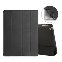 Smart Stand Cover For Apple IPad 2 3rd Generation 4th Generation With Flexible Soft Back TPU