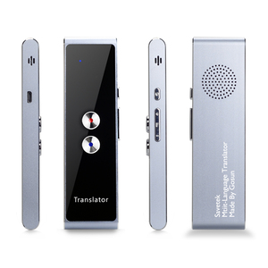 Image 2 - Portable Smart Voice Translator for Learning Travel Business Meeting 3 in 1 voice Text Languages Translator