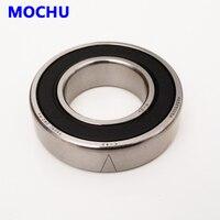 1pcs 7206 7206C 2RZ P4 30x62x16 MOCHU Sealed Angular Contact Bearings Speed Spindle Bearings CNC ABEC