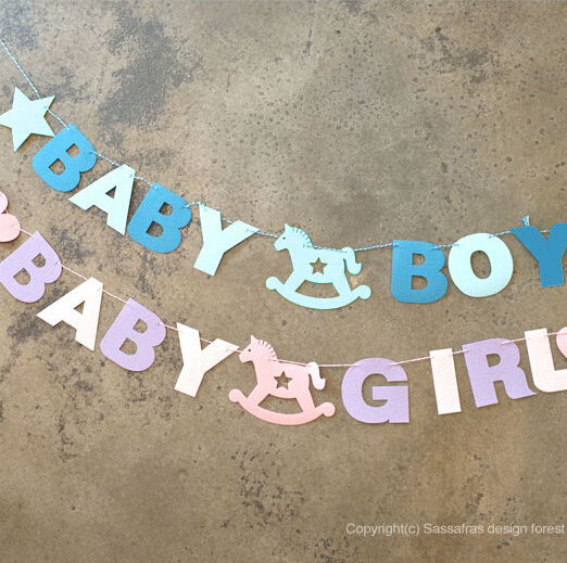 boy or girl banners