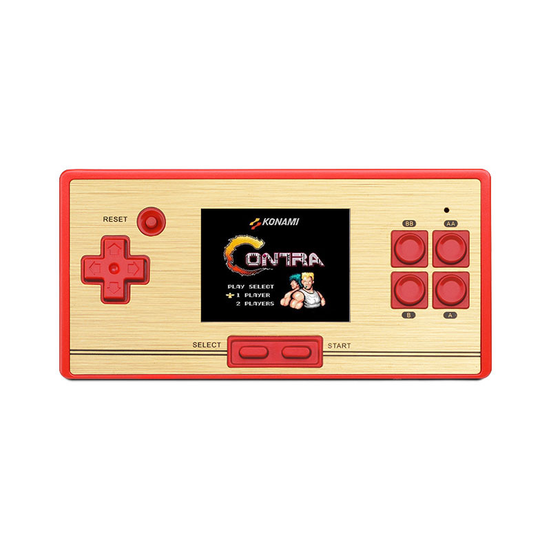 Navpeak Store Hot sale 2.6 Inch Retro Handheld Game Console Portable video Game Console RS-20 Classic Free 600 games gift for kids