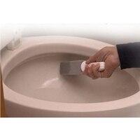 2 шт. практичный портативный натуральный пемза щетка для очистки палочки инструмент для очистки ручной очиститель для туалета щетки