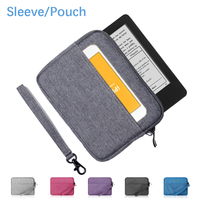Soft bescherm e-book tas voor kobo clara hd Pocketbook 616/627/632 kindle 9 2019 kindle paperwhite 2018 case Cover sleeve pouch