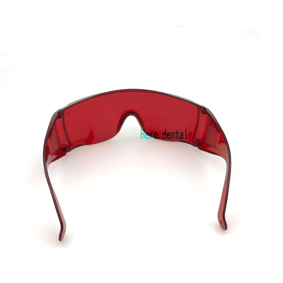 5 pcs Dentaire Lunettes lunettes pour durcissement lumière blanchiment Des Dents  Protection Des Yeux rouge dans Blanchiment des dents de Beauté   Santé sur  ... 793b04e97f99