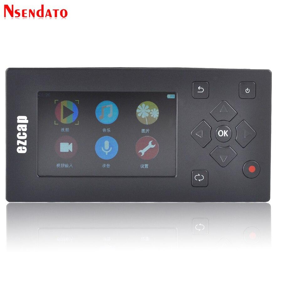Ezcap271 enregistreur AV Audio vidéo convertisseur enregistrements VHS caméscope bandes au Format numérique 8 GB mémoire 3