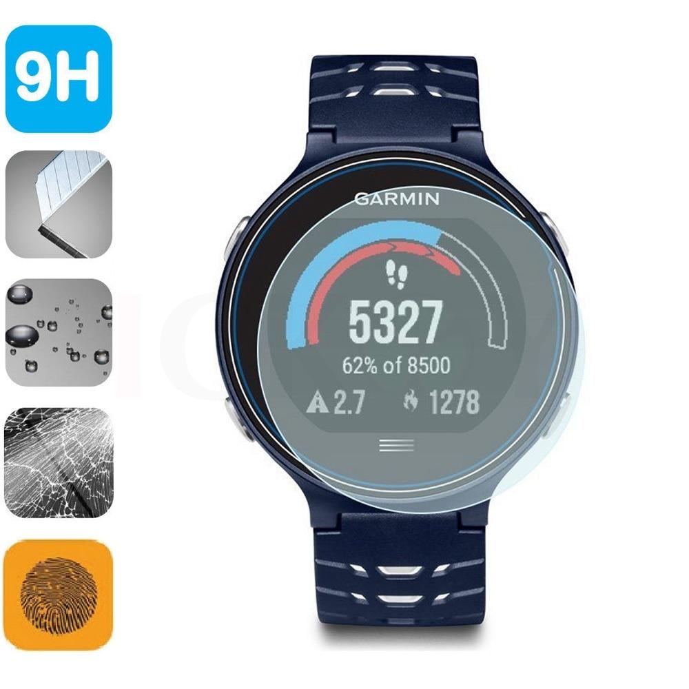 9H tvrzené sklo LCD obrazovky ochranný film pro Garmin ForeRunner - Příslušenství a náhradní díly pro mobilní telefony