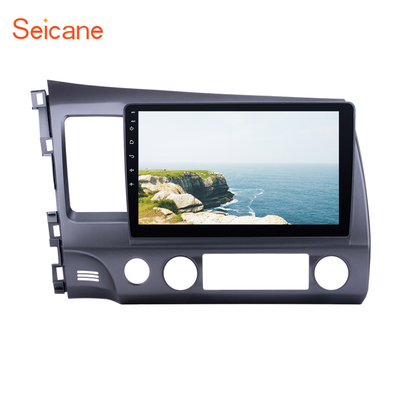 Seicane 10 1 inch Multimedia Player 8 core Android 9 0 GPS Radio 4G 32G for