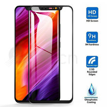 3D Full Cover Protective Glass For Xiaomi Mi 8 9 SE A1 A2 Lite Pocophone F1 Max 3 2 Note 3 Tempered Screen Protector Glass Film(China)