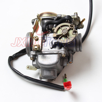 PD30 Carburetor For keihin CF Moto CF250 Engine GY6 250cc Scooter Motorcycle Moped ATVs Quad Go Kart Buggy Carb