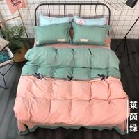 Free Shipping Quality Single Double Queen Duvet Cover Quilt Cover King Size Duvet Cover Blanket Cover 220*240cm Duvet Set