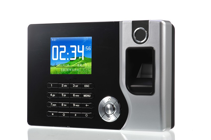 цены Realand A - C071 2.4 inch TFT Biometric Fingerprint Time Attendance Clock Employee Payroll Recorder 3 Identification
