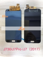1pcs IFire J730 J7 2017 Lcd And Touch For Samsung Galaxy J7 Pro J730 J730F LCD