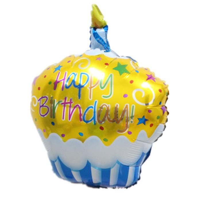 Birthday Candle balloon helium Foil Balloons Happy Birthday Party Decorations Kids birthday balloons Air Balls 68cm 1pc (2)