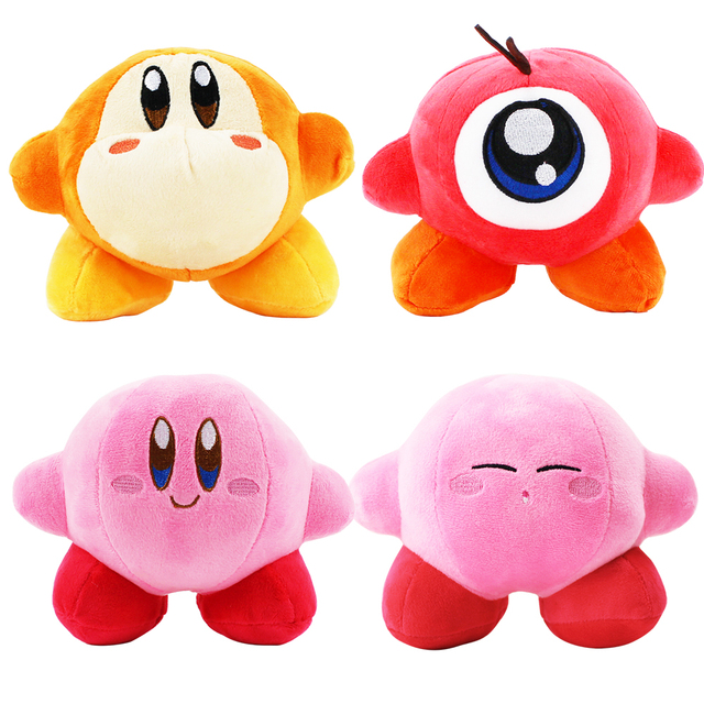 Kirby Plush Toys Waddle Dee Waddle Doo Standing Pose ... Waddle Dee And Waddle Doo