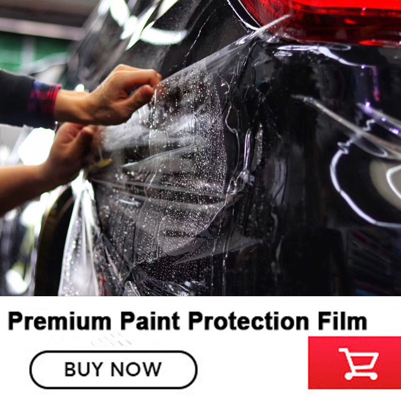 Auto-guérison Unti Scratch Transparent Carrosserie Peinture Protection Film TPH Recommandé qualité haute performance-prix ratio - 2
