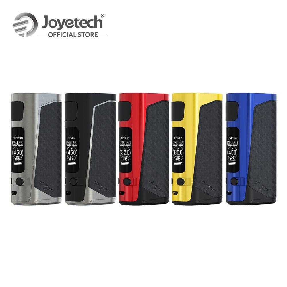 Original Joyetech eVic Primo SE Box Mod Ausgang 80 watt Leistung Durch Power/Bypass/Temp/TCR Modus elektronische Zigarette