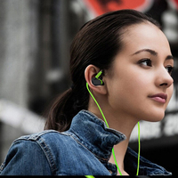 3 5mm Sport Running Stereo Earphone For Apple IPhone 5c 32GB Earbuds Headsets With Mic Remote