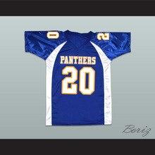 18677810a Venerdì Night Lights Brian Smash Williams 20 Dillon Liceo Panthers Football  Jersey