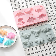3d Flower Silicone Molds Fondant Craft Cake Candy Chocolate Sugarcraft Ice Pastry Baking Tool Mould#G9(China)