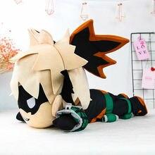 Anime My Hero Academia Boku no hero Bakugou Katsuk Plush Toys Doll Gift