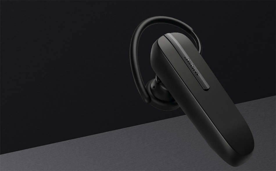 Jabra Talk 5 Bluetooth Headset Wireless Earphone For Hands Free Calls With Intuitive Design And Simple Use Bluetooth Earphones Headphones Aliexpress