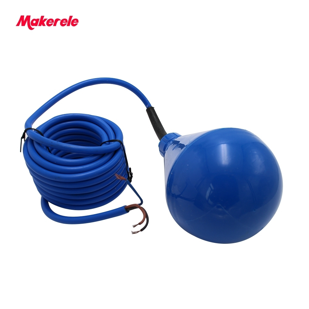 Float Level Switch MK-CFS11,Cable Float Switch Liquid Fluid Water Pump Level NO/NC Controller Sensor FREE SHIPPING 10m pvc float level switch cable float switch liquid fluid water pump level no nc controller sensor m15 5