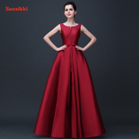 2016 New Arrival Elegant Evening Dresses V Opening Back Lace Up Dresses Formal Party Dress Vestidos