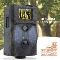 HC300M 12M Hunting Trail Camera HD 1080P Digital Scouting Trail Camera GPRS MMS GSM 940NM Hunting