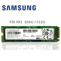 SAMSUNG SSD M.2 PM981 256GB 512GB Solid State Hard Disk M2 SSD NVMe PCIe 3.0 x4 NVMe Laptop Internal disco duro TLC PM 981 1TB