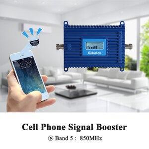 Image 5 - Lintratek Nieuwe Mobiele Telefoon Booster 3G UMTS 850 mhz LCD Display CDMA 850 mhz Booster 70dB Gain GSM Repeater 850 mhz Groothandel Prijs @