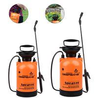 3/5L Garden Sprayer Air Pressure Type with Shoulder Strap for Agricultural Gardening Tool Use Garden Pressure Sprayer