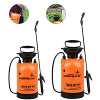 3/5L Garden Sprayer Air Pressure Type with Shoulder Strap for Agricultural Gardening Tool Use Garden Pressure Sprayer