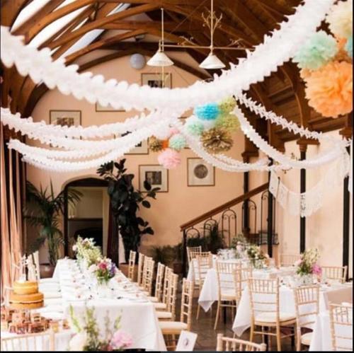 Wedding Party Garland
