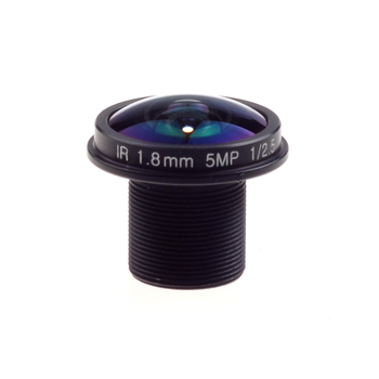 CCTV Camera Lens 5MP - Wide Viewing Angle
