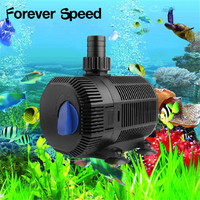 2300 L/H Water Pump Fish Tank 35W Mute Small Submersible Filter Circulation Pump Eu Plug Eco Aquarium Pond Pump Filter