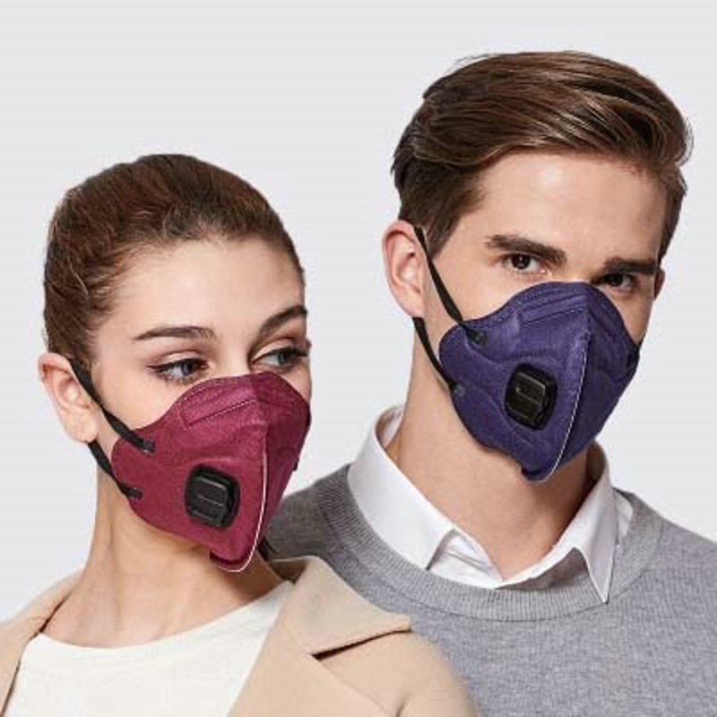 Health Care Kids Pm2.5 Dust Mask Anti Industrial Gas Respirator Anti-dust Protective Filter Cutton Facepiece Mask For Child Winter Autumn Clearance Price
