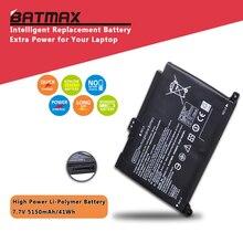 7.7 V 41wh 5150 mAh Portable BP02XL Batterie pour HP Pavilion PC 15 15 AU 849909 850 (F9 21) 849569 421 HSTNN LB7H BP02041XL