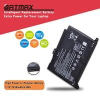 7.7V 41wh 5150mAh Laptop BP02XL Battery for HP Pavilion PC 15 15 AU 849909 850 (F9 21) 849569 421 HSTNN LB7H BP02041XL