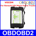Nova Chegada VOCOM 88890300 UD Mack Para Volvo Truck Ferramenta de Diagnóstico Para a Renault Interface Vocom Atualização Online Multi Línguas